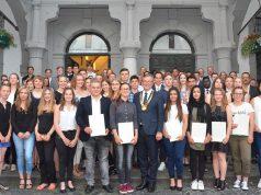 Beste Schüler der Sekundarstufe 1 in Paderborn
