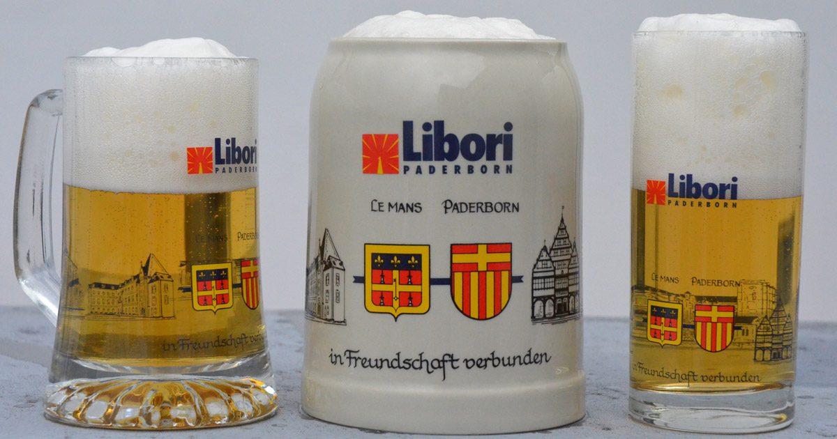 Libori-Krüge und -Gläser 2017