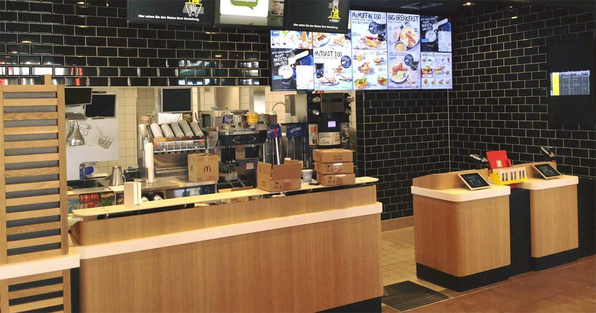 McDonalds Paderborn Frankfurter Weg