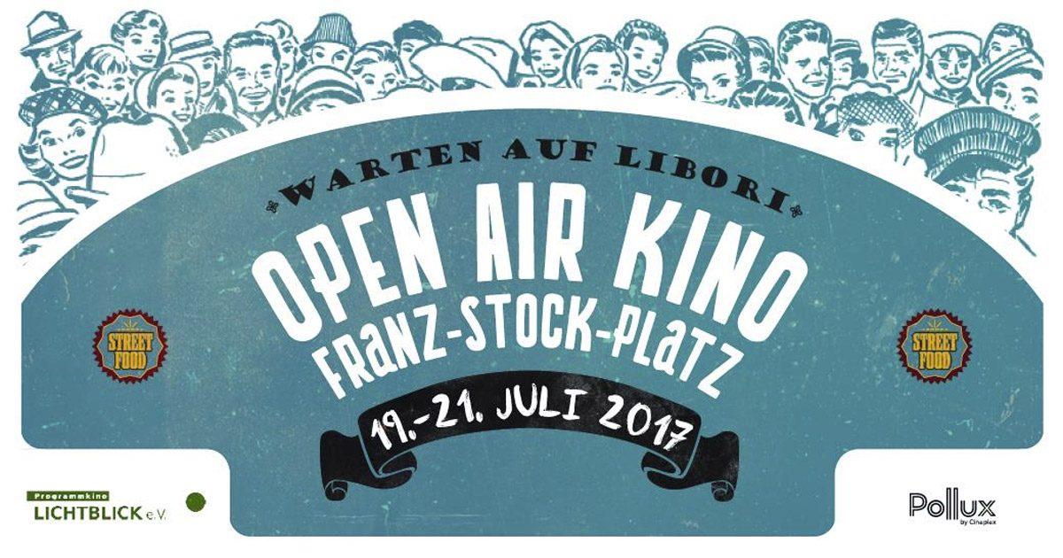 Open-Air-Kino 2017 in Paderborn von Pollux vor Libori