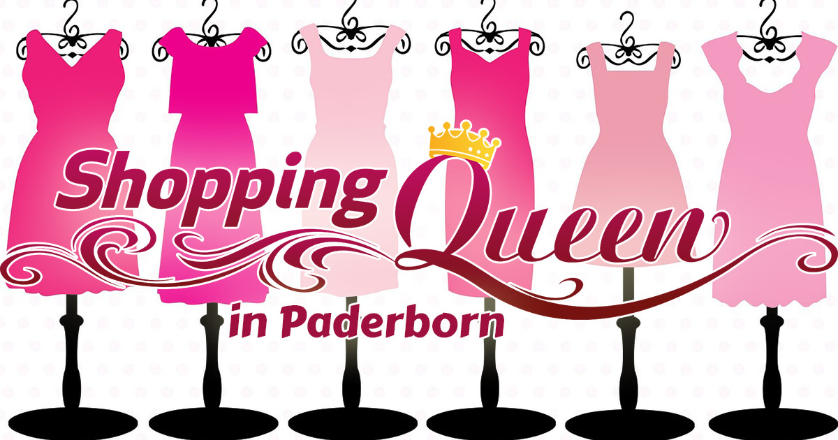 Shopping Queen In Paderborn