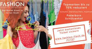 Fashion Flash Paderborn 2017