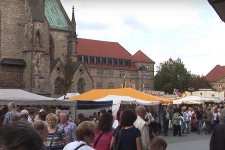 Pottmarkt Libori Paderborn