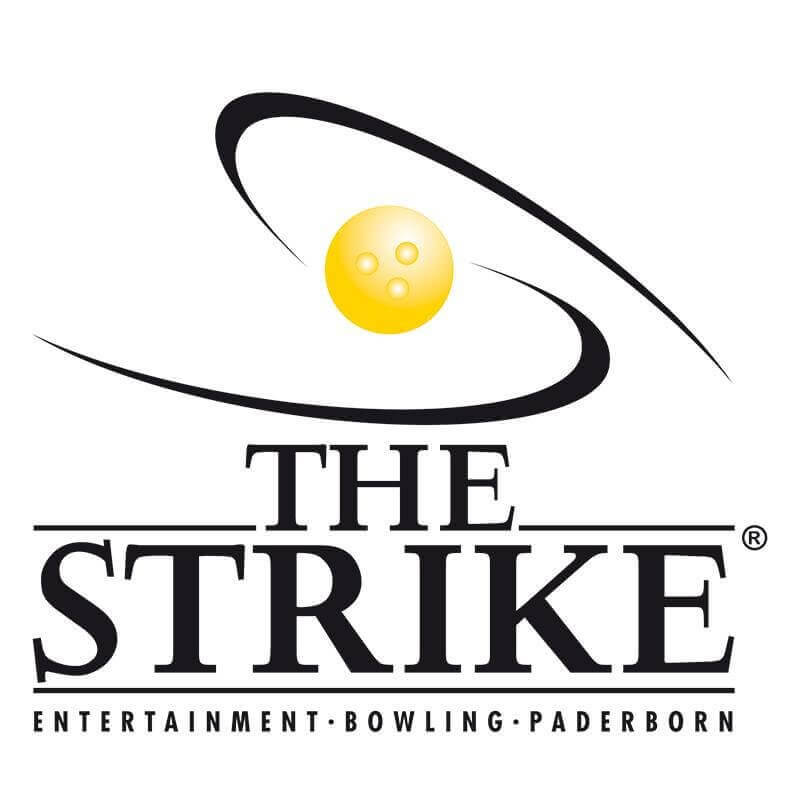 Logo vom Bowlingcenter The Strike in Paderborn