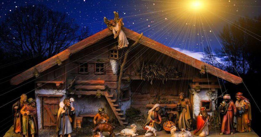 Weihnachts-Krippe Paderborn - 261018