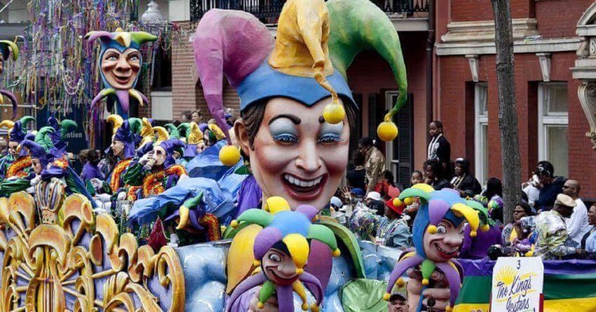Karnevalsparade Paderborn