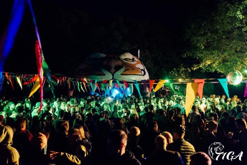 T1GA - Umsonst & draußen - Das Tiger-Festival auf dem Monte Scherbelino in Paderborn