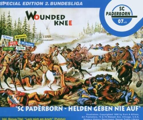 CD SC Paderborn Helden geben nie auf