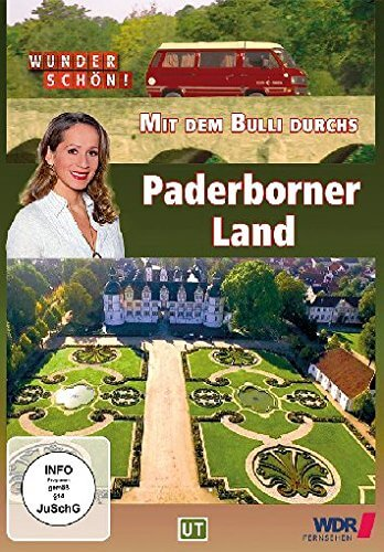 DVD MIt dem Bulli durchs Paderborner Land