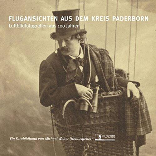 Flugansichten Padeborn - Buch
