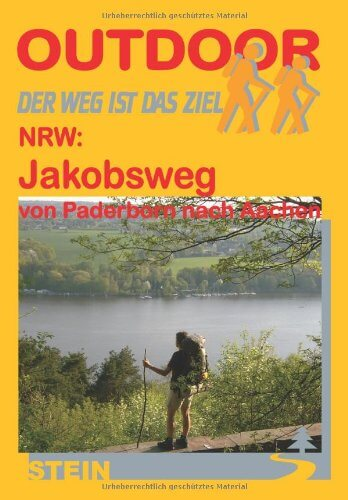 Jakobsweg von Paderborn nach Aachen - Wanderführer