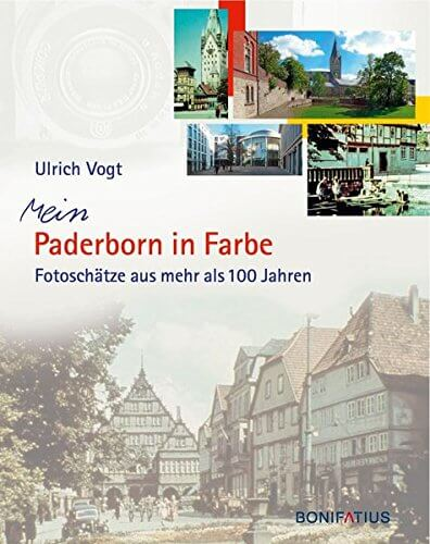 Mein Paderborn in Farbe - Buch
