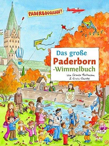 Das große Paderborn-Wimmelbuch
