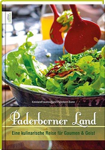 Paderborner Land - kulinarische Reise - Buch