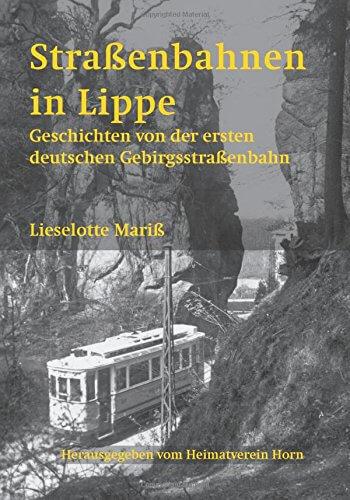 Buch: Straßenbahnen in Lippe und Paderborn