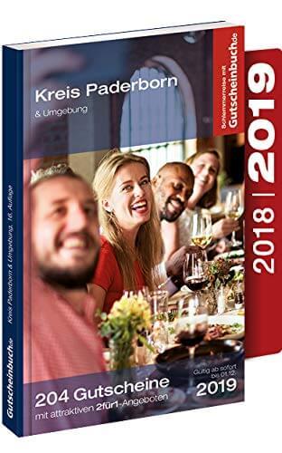 Gutschein-Buch 2019 Paderborn